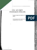 Dresser Denisse El País de Uno Cap 7