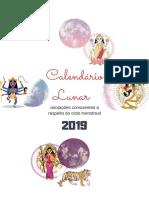 Calendário Lunar Chandra Devi Yoga 16