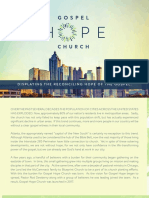 Gospel Hope Prospectus