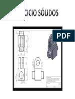 Ejercicio de catia V5 Part Design