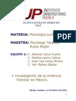 Investigacion Violencia Familiar