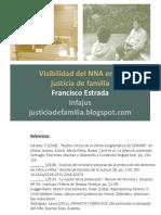 ESTRADA 2019 Visibilidad Del NNA en La Justicia de Familia