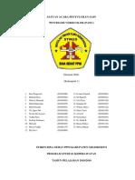 SAP KEL 1 PV(PANU).DOC
