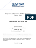 Paper-Design and Implementation of Zeitline - A Forensic Timeline Editor