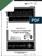 Fundamentals of Fighter Aircraft Design