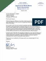 2019-01-09 Rep. Larsen Letter to SecNav Re
