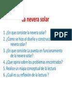 01 La Nevera Solar