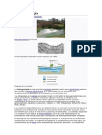 Hidrogeología w