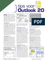 10 Tips Voor Outlook