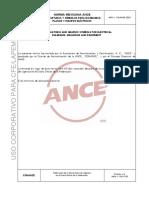 Nmx-j-136-Ance-2009 - Abreviaturas y Símbolos Para Diagramas, Planos y Equipos Eléctricos