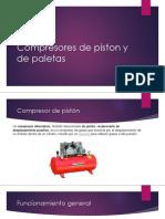 Compresores de Piston y de Paletas (1)
