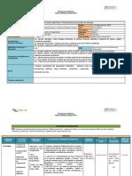 Planeación de FISICA II 2do Parcial