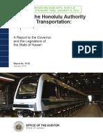 Rail Audit