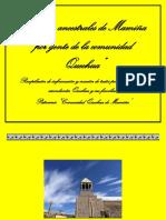 PDF Relatos Ancestrales de Mamiña Por Gente de La Comunidad Quechua