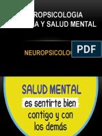 Charla Neuropsicologia y Salud Mental