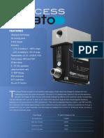 Process Atrato Ultrasonic Flowmeter Data
