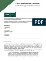 """UNTERRICHTSEINHEIT """"Klimawandel und Umweltschutz"""" (Deutsch B1)"""