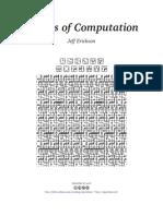 Jeff Erikson - Models of Computation