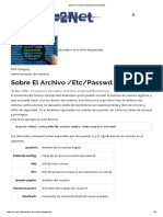 Sobre El Archivo _etc_passwd _ Emc2Net