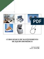 Manual del curso de Mantenimiento de Equipo Medicoo Basico.pdf