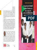 L'inspection du travail en Côte d'Ivoire et la mise en place de cadres de collaboration avec les partenaires
