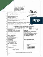 Google shareholder lawsuit