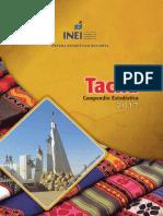 Tacna Compendio Estadístico 2017