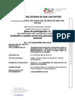 Bases de Participación I3P No. IO-E49-2018