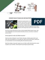 LinkedIn Content Creators for Job Search & Recruitment Content