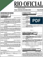 Diario Oficial 06-07-2018