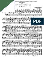 Schumann - Album f r Die Jugend - Opus 68