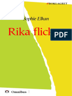 Sophie Elkan - Rika flickor [ prosa ] [1a tryckta utgåva 1893, Senaste tryckta utgåva =, 366 s. ]