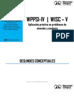 WPPSI-IV y WISC-V. Atencion y conducta. Ps. Hugo Rodriguez.pdf