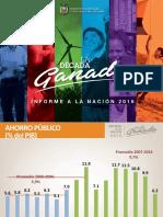 1.-Informe a la Nación 2016 Rafael Correa