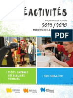 Museactivites 2015 LR