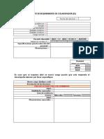 Formato de Requerimiento de Personal - Version Para Imprimir