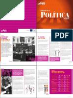 Informes de Integración - La mujer en la política peruana