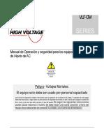 Manual en Español Equipo Vlf