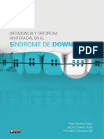 ORTODONCIA EN SINDROME DE DOWN