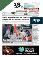 Mijas Semanal nº822 Del 11 al 17 de enero de 2019