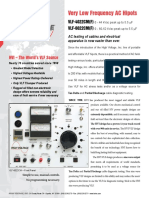 VLF 40 60 Brochure 2009