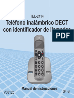 TEL 2414 Instr