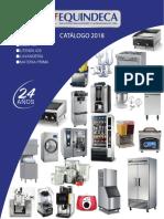 Catalogo Equindeca 2018