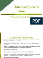 4.4ª Aula Exame Microscópico da Urina.pdf