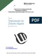 Diplomado de Diseño Digital