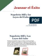 33256888-Como-Alcanzar-El-Exito-Con-Napoleon-Hill.ppt
