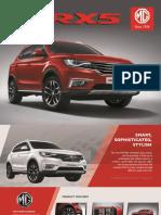 MG Brochure