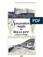 Sanatorium Marin de Perharidy à Roscoff - 1917