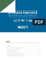 E-book 10 Passos Para Voce Montar Sua Loja Virtual