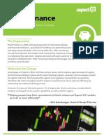 Hoist Finance A Multi-National Financial Service Company
